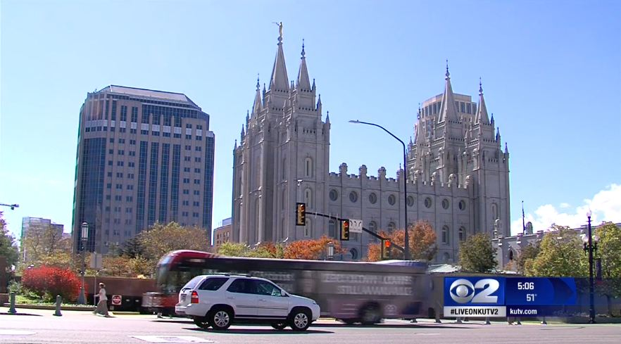 Several Mormon families suing LDS church over alleged cover up of child sexual abuse (Photo: KUTV)