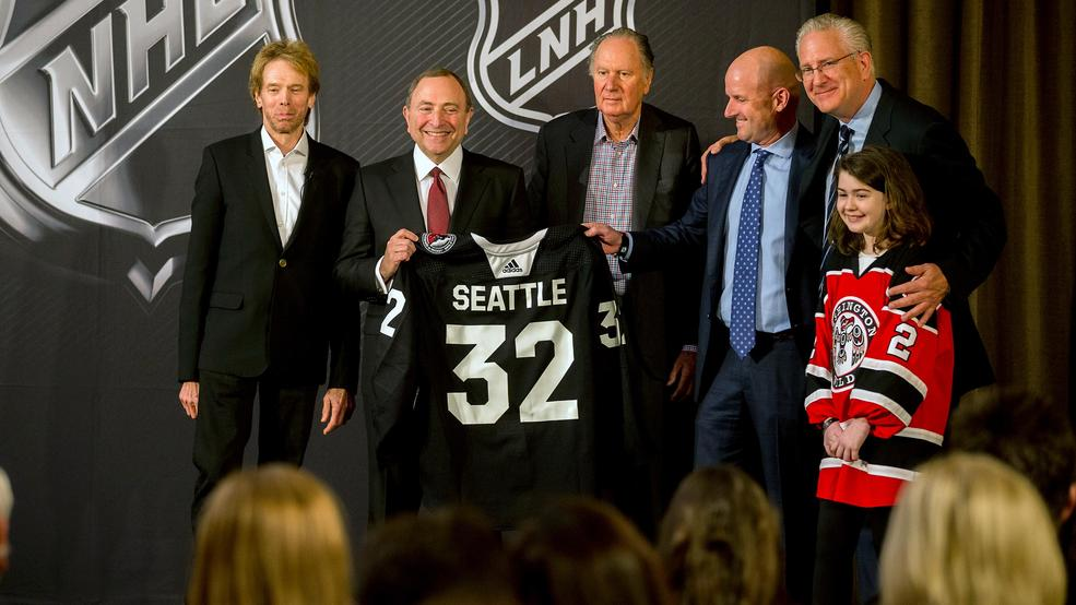 NHL Seattle launches fan site with updated timelines for new hockey team