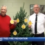 How to prevent Christmas tree fires
