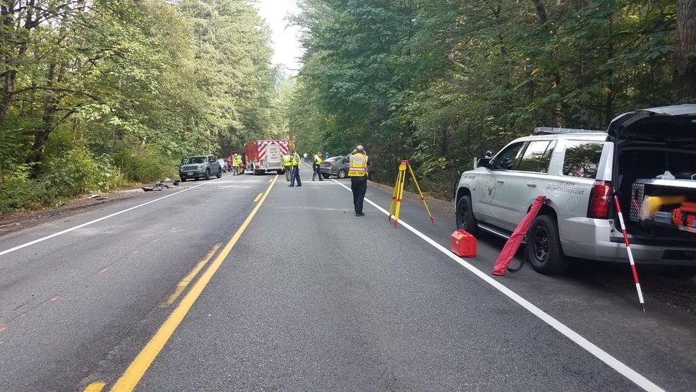 This could be a lengthy closure': Fatal crash closes Oregon