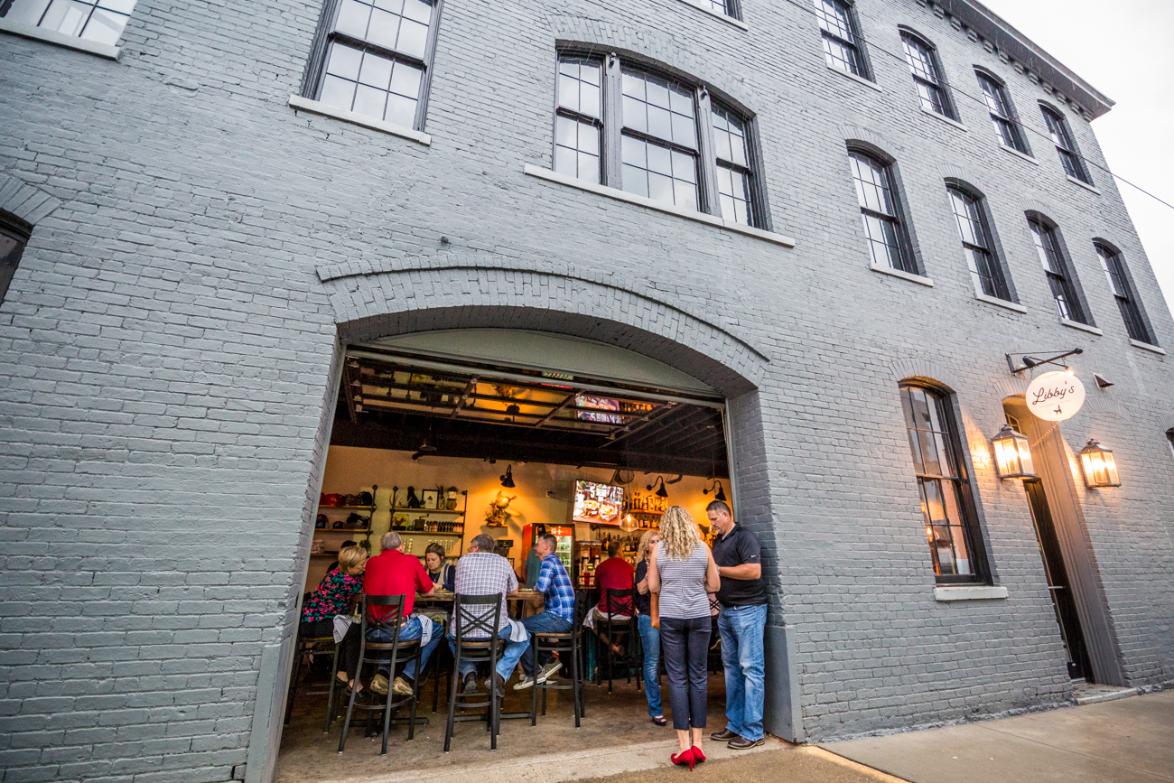 PLACE: Libby's Southern Comfort / ADDRESS: 35 W 8th Street (41011) / Libby's Southern Comfort is a newer Covington spot serving comfort food that pairs perfectly with a hot summer night on the patio. / Image: Catherine Viox // Published: 7.7.19