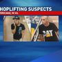 Hurricane police searching for two shoplifting suspects