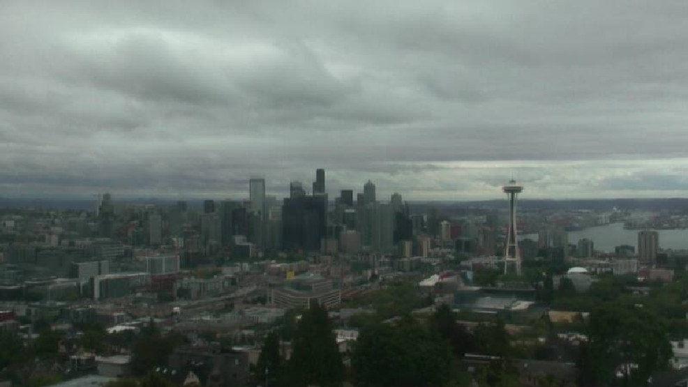 Seattle's July weather this year: totally normal -- no, really!
