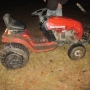 OPD searching for owner of red Yard Machine mower
