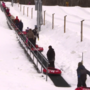 Despite bitter cold temperatures, Siouxlanders still flock to Cone Park