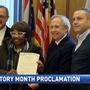 Jefferson County commissioners sign proclamation to recognize Black History Month