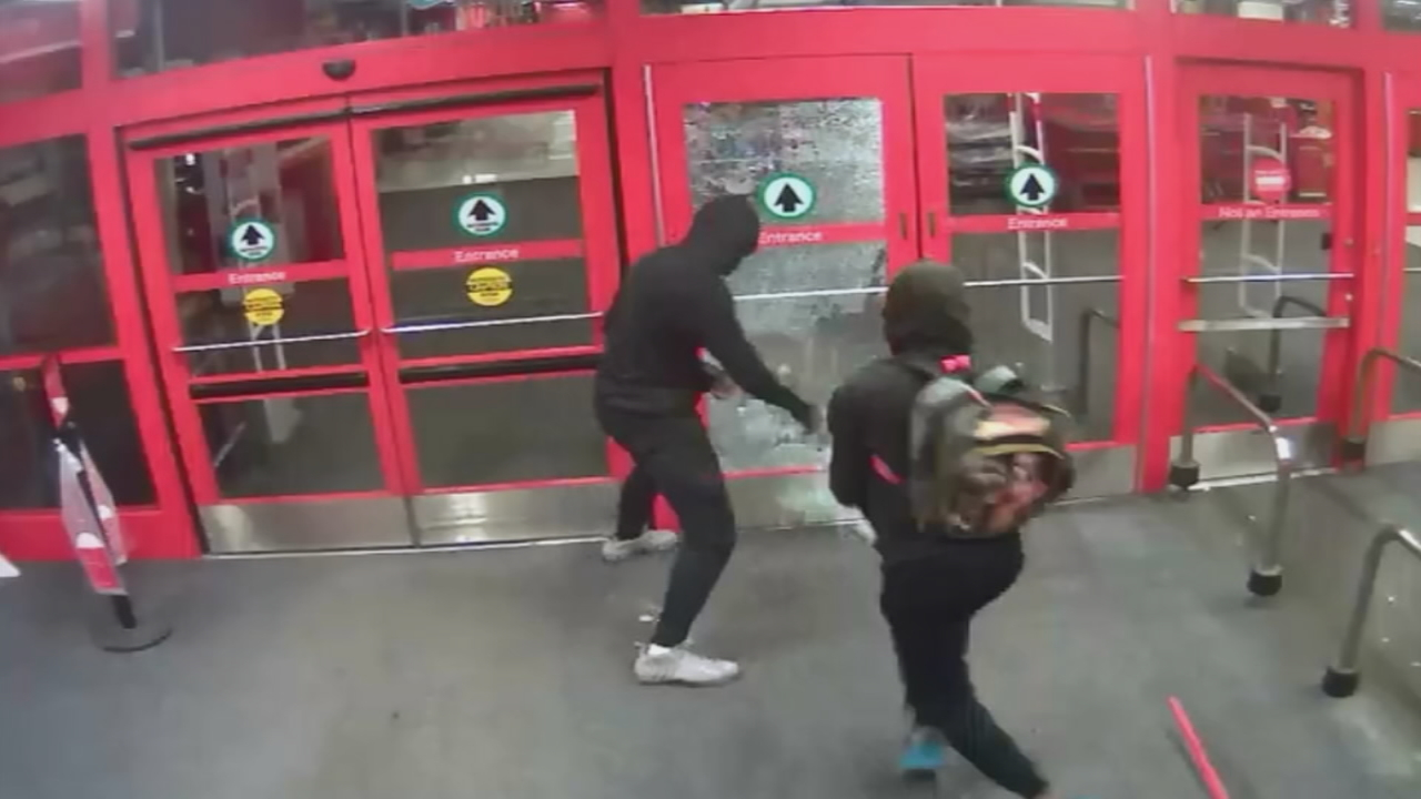 Two teens charged after Target store break-in, police chase (Courtesy: Huber Heights Police)