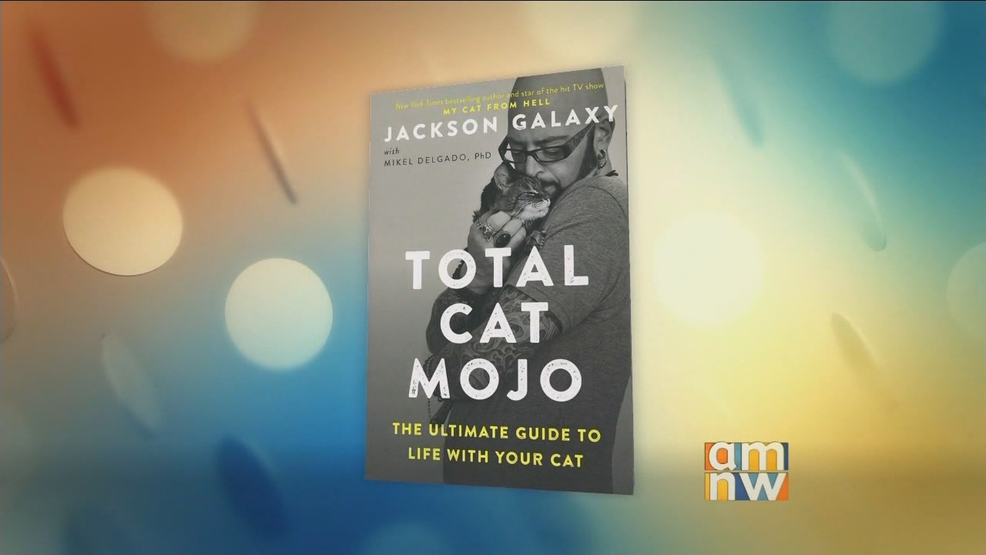 Jackson galaxy on total cat mojo katu for Jackson galaxy cat mojo