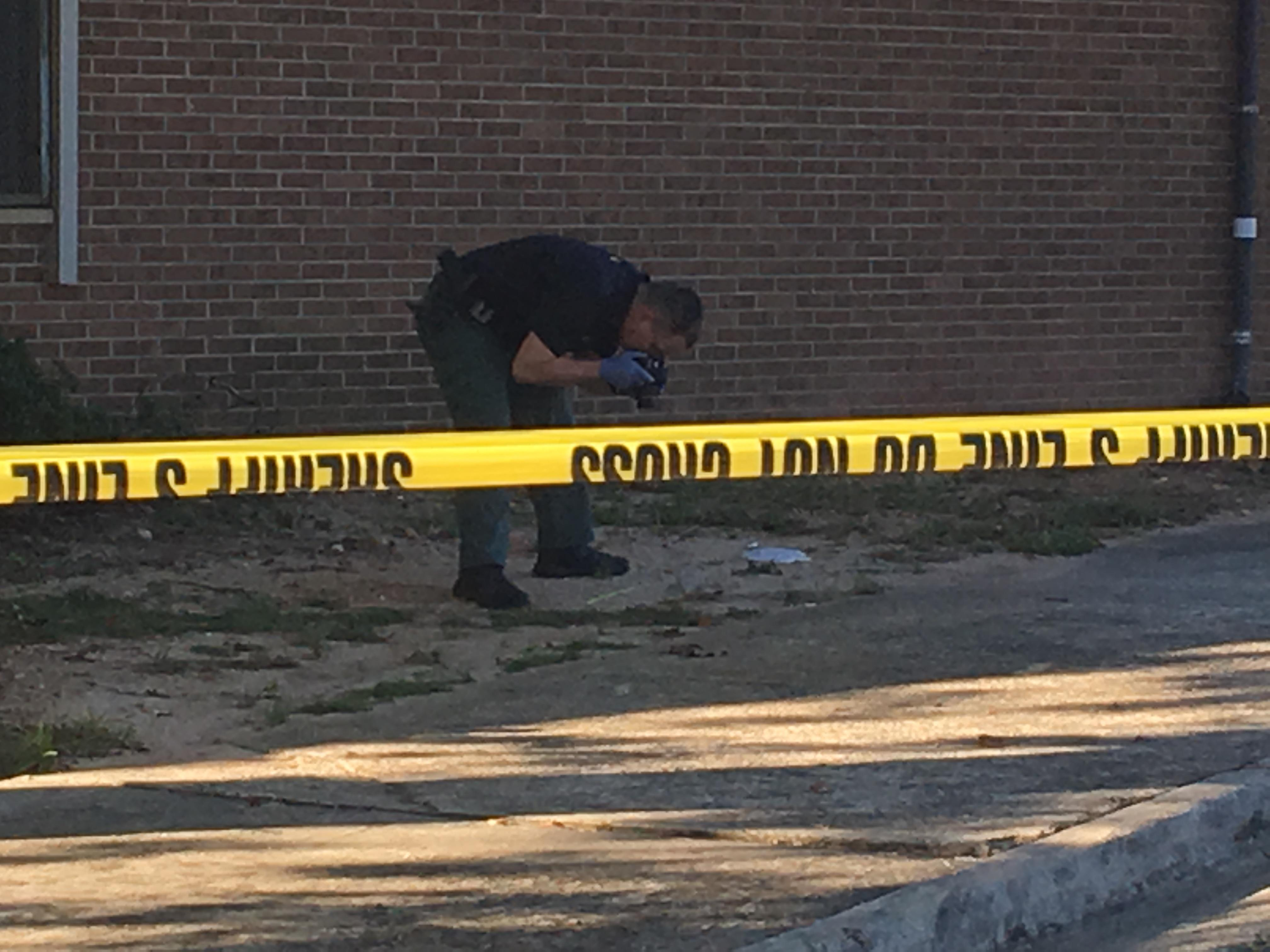 Bibb deputies are investigating an early morning shooting in West Macon, which now marks the county's 22nd homicide of the year.  / Ronshad Berry (WGXA){&amp;nbsp;}<p></p>
