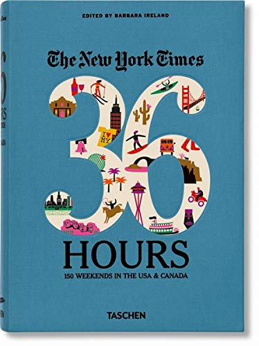 <p>You may have heard of the popular newspaper column, but this The New York Times 36 Hours Travel Guidebook ($30) for the US and Canada turns it into convenient book form, perfect for a road trip (Image: Amazon){&nbsp;}</p><p></p>