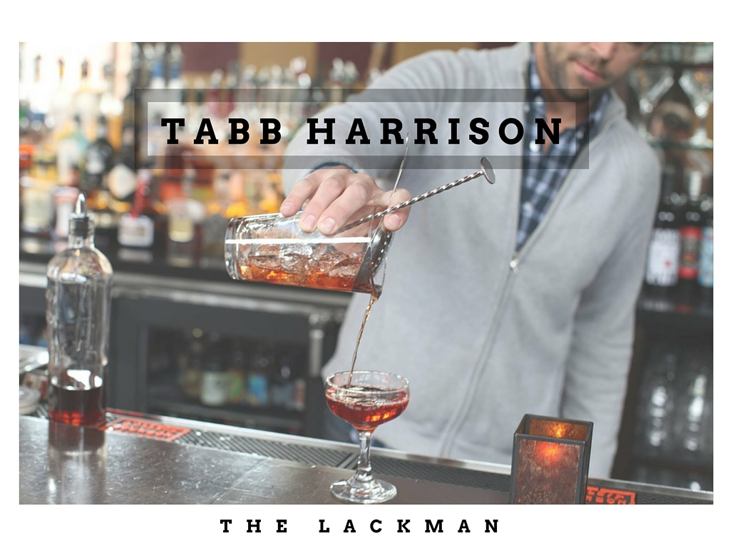 FAVORITE DRINK TO DRINK: Sazerac Rye // IMAGE courtesy of Tabb Harrison