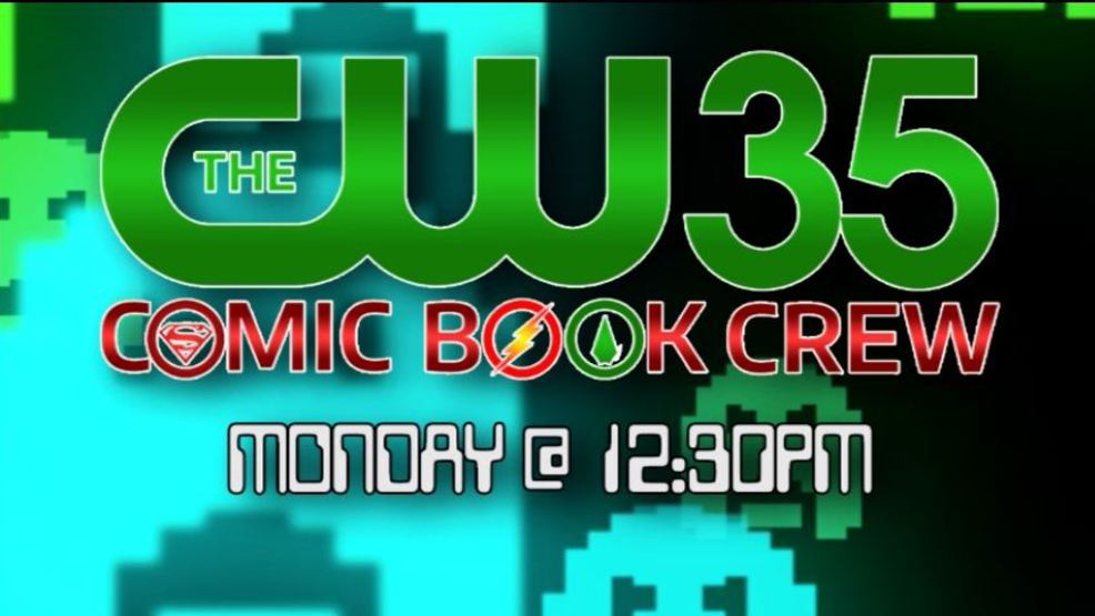CW Comic Book Crew Weekly Grab Bag Contest