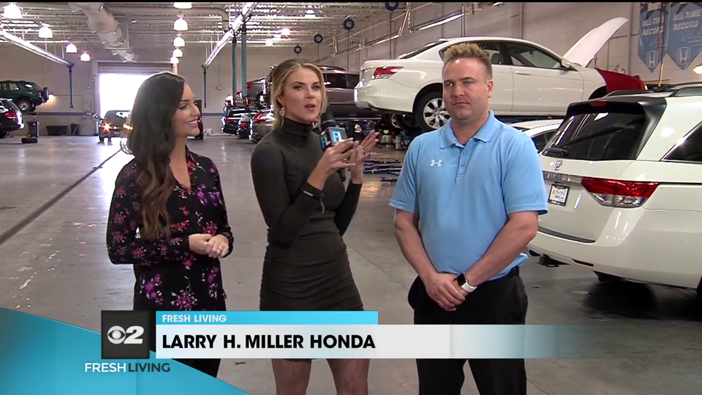 Larry H Miller Honda >> Diy Car Fixes Maintenance With Larry H Miller Honda Kutv