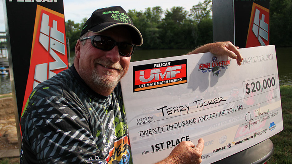 Ultimate match fishing competition held on chickamauga for Ultimate match fishing
