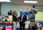 Golden Apple Awards, Parkview Middle School