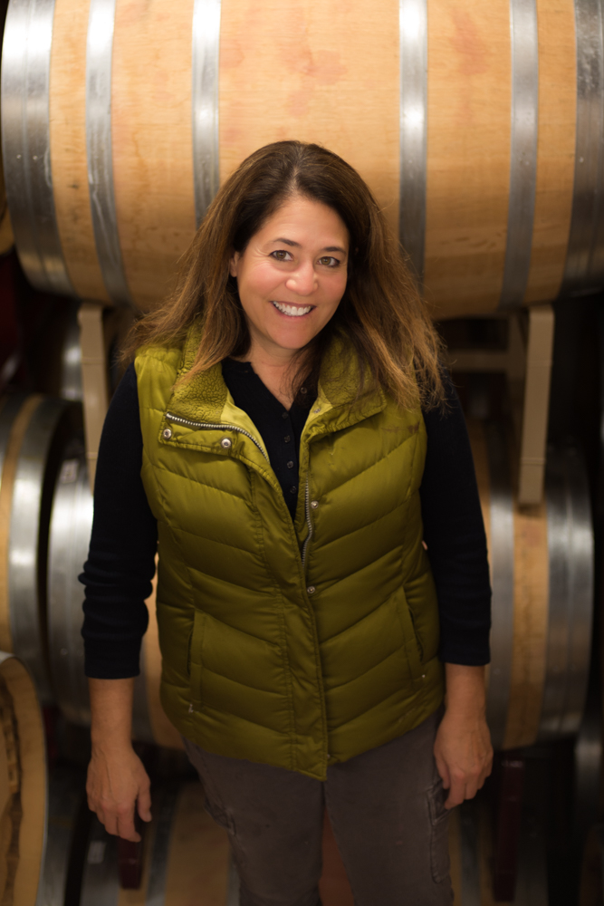Enter Lisa Packer of Warr-King. After spending most of her career in marketing, the wine enthusiast in her took the leap and started learning about the bits and pieces that come together to form a bottle of wine. (Image: Warr King Wines)