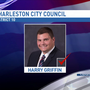 Harry Griffin, 22, voted to Charleston City Council in runoff election