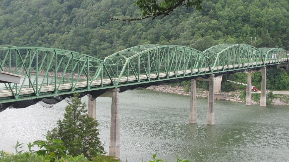 truss bridge diagram