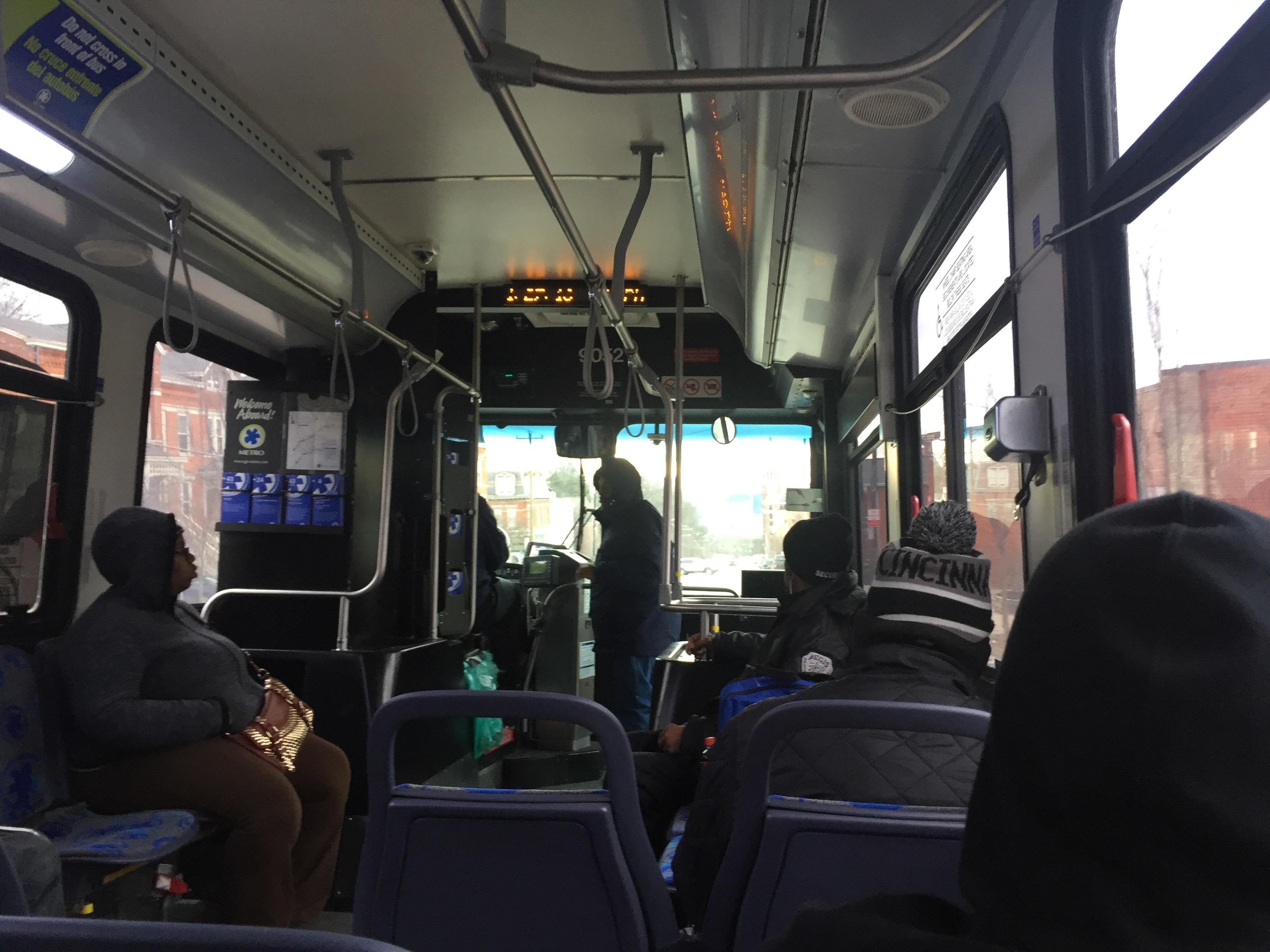 Our Writer Challenged Himself To Ride The Bus Exclusively