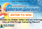 Enchanted Forest Water Safari Giveaway