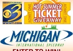 Hot Summer Ticket Giveaway - Michigan Speedway