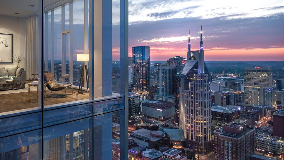 Changing Skyline: Four Seasons bringing one of tallest buildings to downtown Nashville