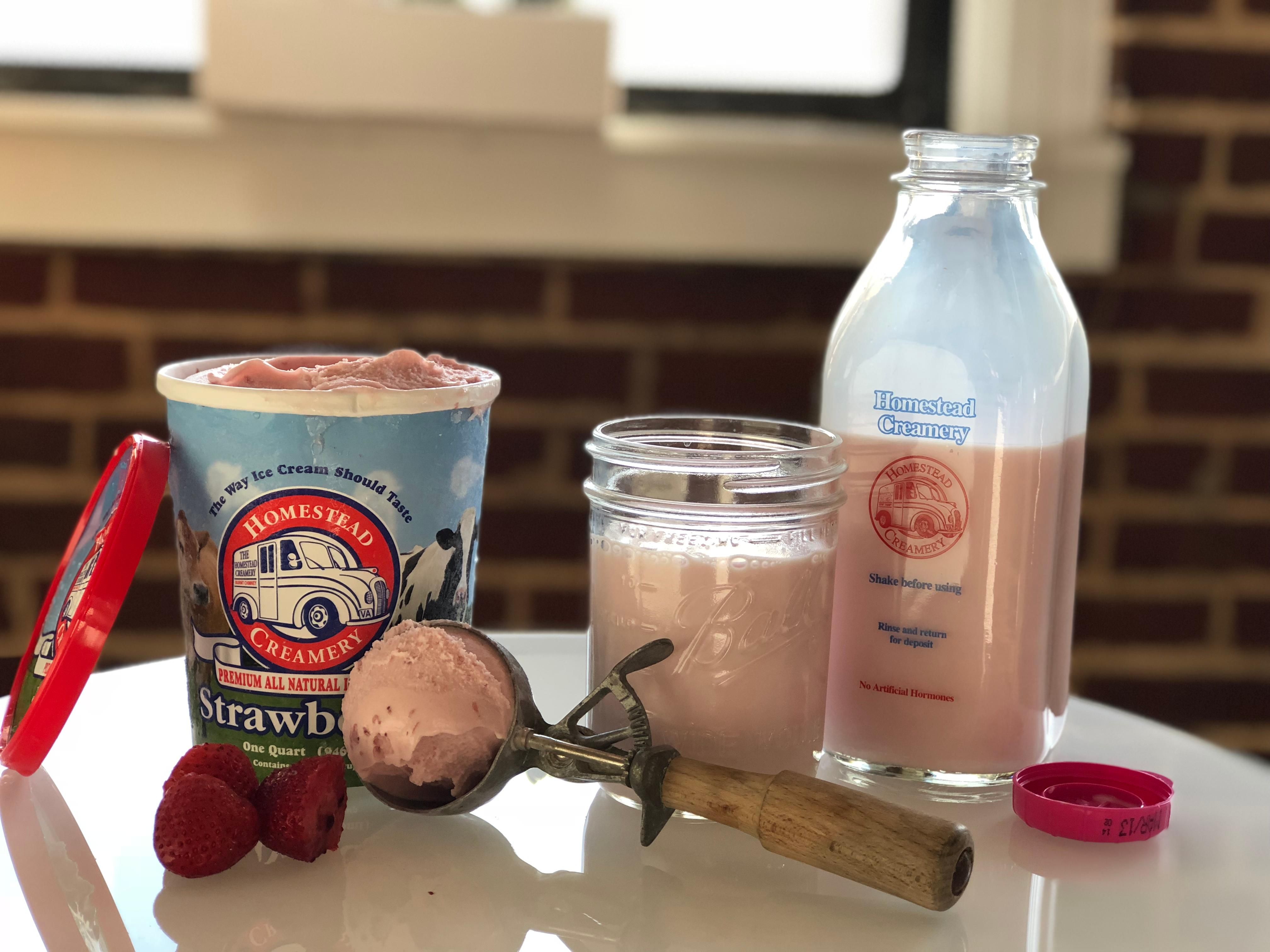Dairy Dreams Realized (Image: Courtesy Homestead Creamery)