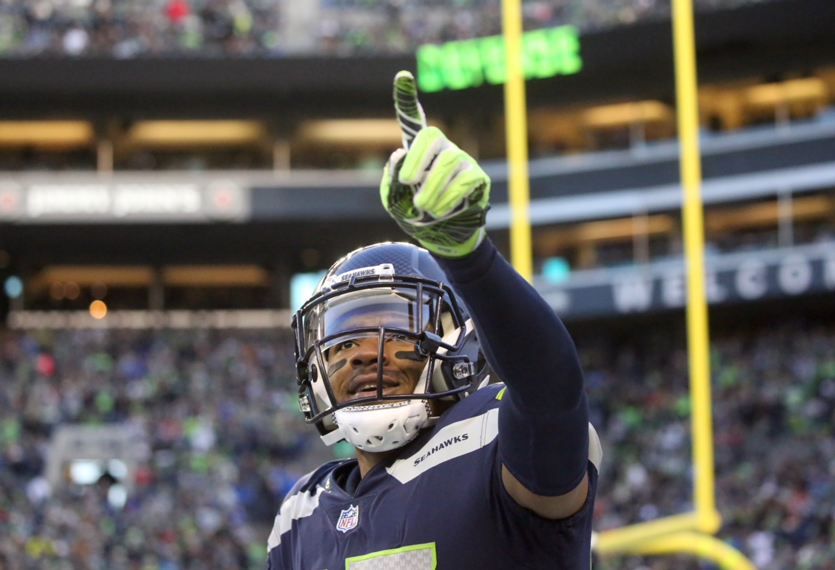 The Seattle Seahawks play the Arizona Cardinals at CenturyLink Field in Seattle for their last game of the regular season. (Photo: Sy Bean)<p></p>