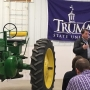 Congressman Sam Graves talks future of agriculture at Truman Farm