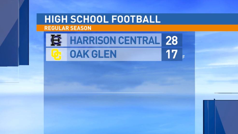 10.12.18 Highlights: Harrison Central at Oak Glen