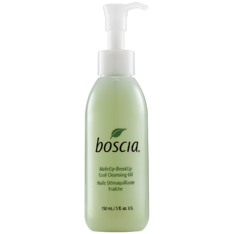 Made with olive fruit oil, rose hip, green tea and avocado and rich in Vitamin E, this oil cleanser is said to be suitable for all skin types. Jojoba leaf protects from free-radical damage, while willow herb helps with skin inflammation and reduces redness and irritation. (Image: Courtesy Boscia)