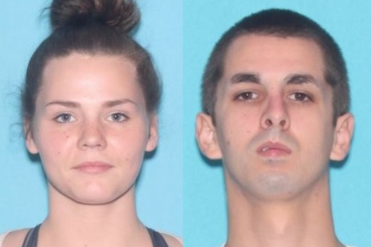 Photo: Haley Watson (left), Chase Blackburn (right)<p>Photo source: Foley Police Department</p>