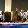 DeFazio discusses Water Resources Development Act in Coos Bay