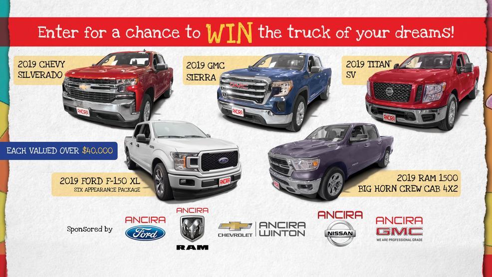 Drive Away For Education Truck Raffle kicks off | Watch Daytime