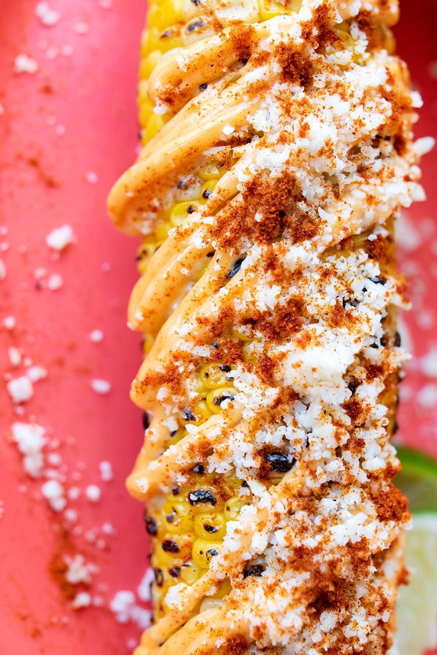 <p>Street Corn / Image: Allison McAdams // Published: 8.20.19</p>