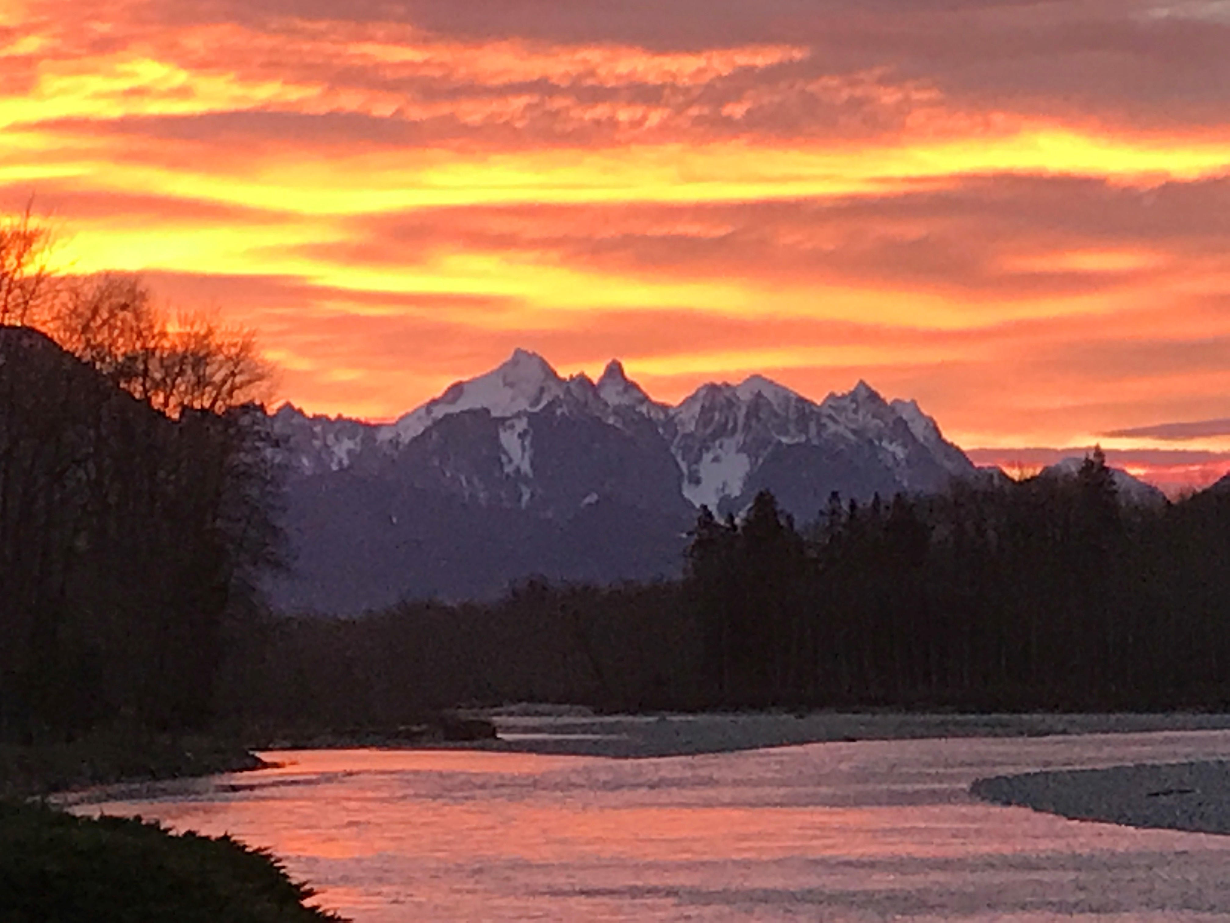 Sultan, along the Skykomish River - Gerry Gibson