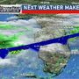 Showers chances rise as front creeps over South Florida