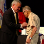 Overdue honor: Ohio WWII veteran awarded Purple Heart ahead of 96th birthday