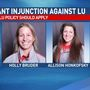 Judge grants injunction to attorney trying to prevent firing of LU softball coaches