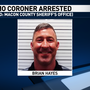 NEMO coroner arrested on suspicion of DWI-Drugs