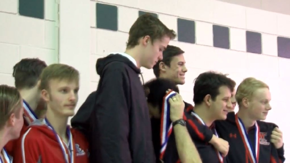 1.25.17 -- Team of the Week: Linsly boys' swimming