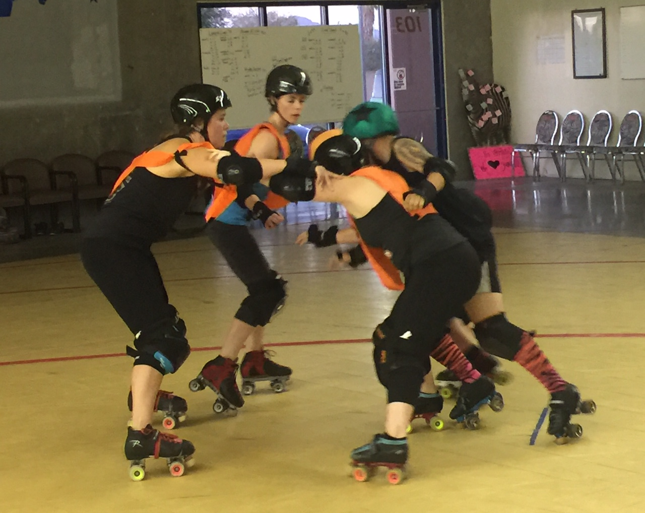 Roller skates las vegas - It May Not Be An Olympic Sport But The Competition Is Just As Fierce