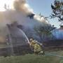Dog dies in house fire in Hermiston; home a total loss