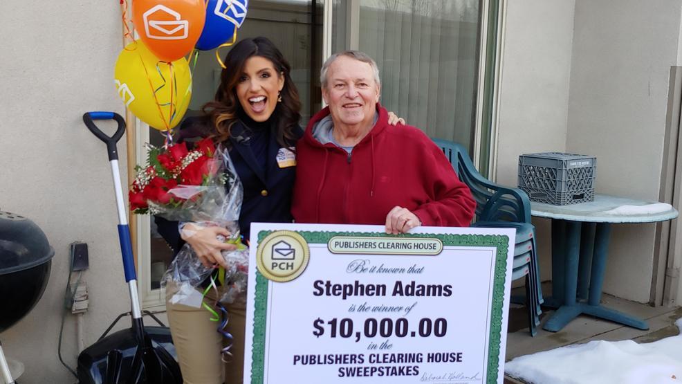 Lucky guy: Salt Lake City man wins $10,000 | KUTV