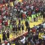 Big 12 reprimands WVU basketball player, fines Texas Tech after court-storming incident