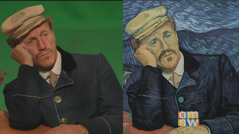 Loving Vincent Filmmakers Animate With Oil Paintings Katu