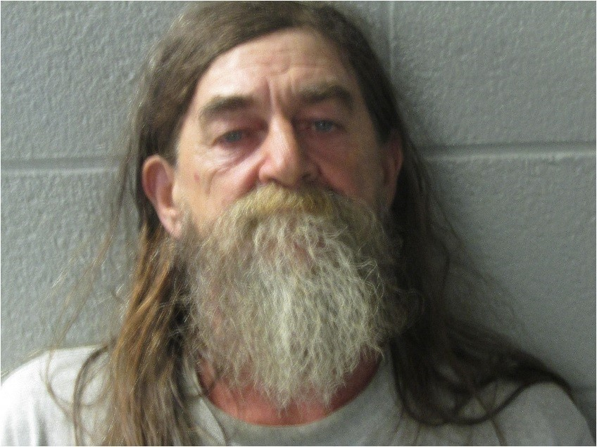 "<p>Jeffrey Dewight Ruff</p><p>White male</p><p>57 years old</p><p>6'0"",  200 lbs</p><p>Black hair, Blue eyes</p><p>Frequents Otter Tail Ln &amp; Rescue Mission</p><p>Wanted for Fail to Register as Sex Offender</p>"