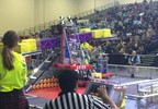 Robots from around the world in Myrtle Beach: The competition is on