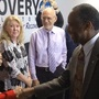 HUD Secretary Ben Carson visits Charleston rehab facilities