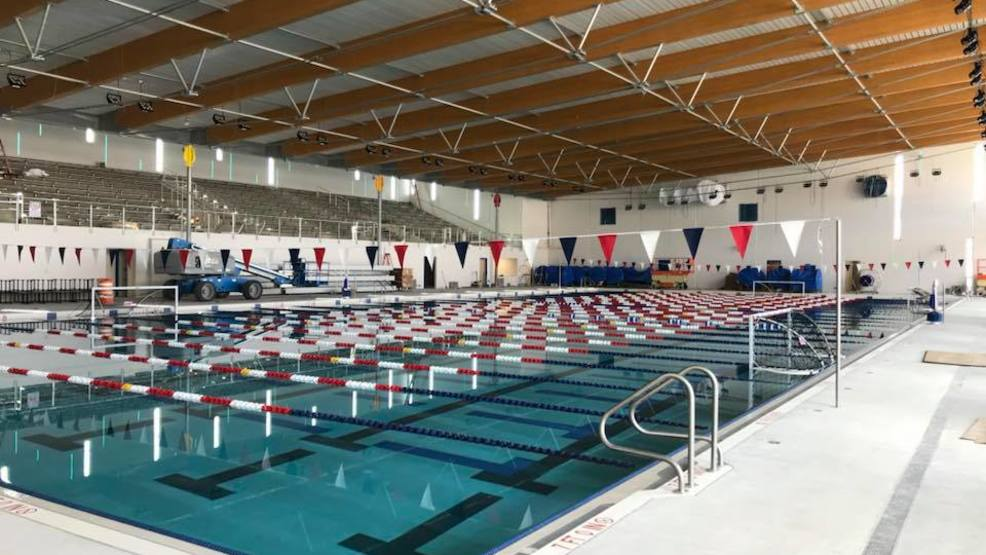 El paso 39 s west side natatorium coming together see images for Pool design el paso tx